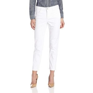 NYDJ Jeans - NWT Not Your Daughters Jeans White Ankle Jeans